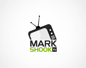 Logo Design Entry Number 14 By Immo0 Mark Shook Tv Logo