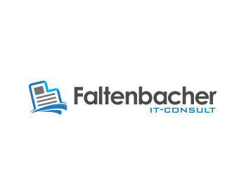 Faltenbacher IT-Consult logo design