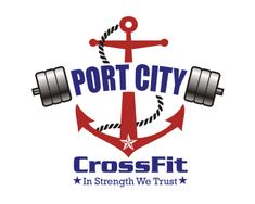 My other entries in Port City CrossFit logo contest :
