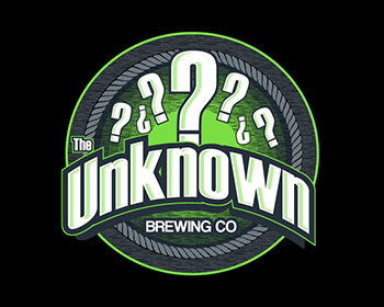 The Unknown Brewing Co. logo design