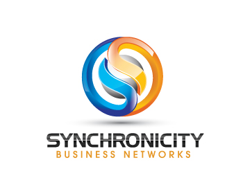 Synchronicity Business Networks logo design