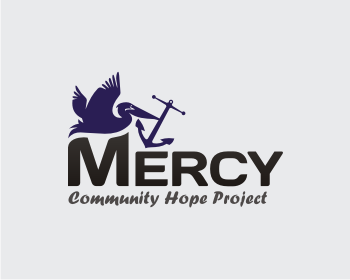 Mercy Community Hope Project logo design