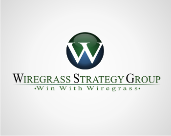 Wiregrass Strategy Group logo design