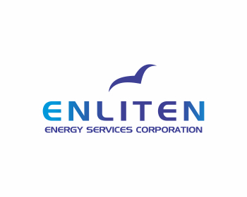 Enliten Energy Services Corporation logo design
