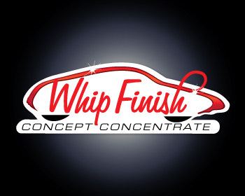 Whip Finish logo design