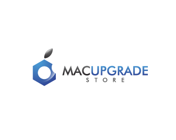 Mac Upgrade Store logo design