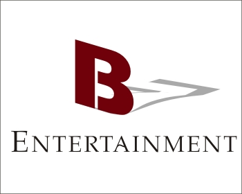 B77 Entertainment logo design