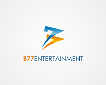 Logo design for B77 Entertainment
