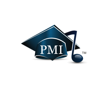 Logo design for Professional Music Institute