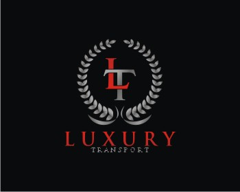 Luxury Transport logo design