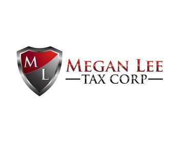Logo design for MEGAN LEE TAX CORP