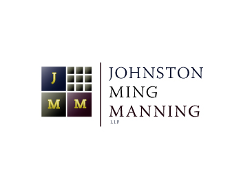 Logo design for Johnston Ming Manning LLP