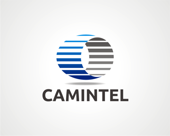 Technology logo design for Camintel