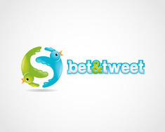 Bet & tweet logo