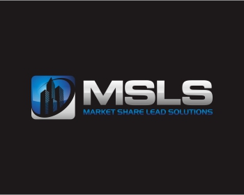Logo design for Market Share Lead Solutions