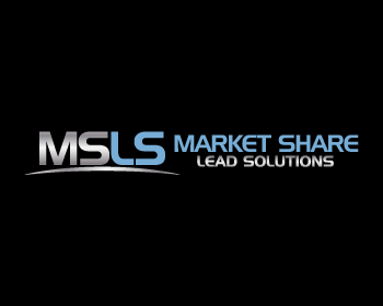 Market Share Lead Solutions logo design