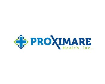 Proximare Health, Inc. logo design