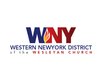 Western New York District of The Wesleyan Church logo design