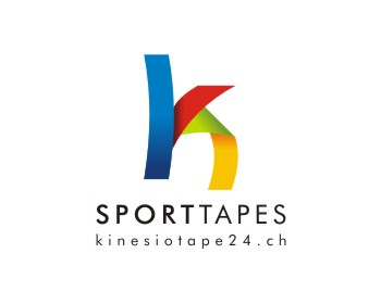 Kasten Sport Tapes logo design