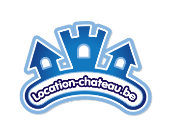 Location-chateau.be logo design