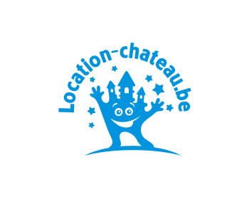 Logo design for Location-chateau.be