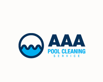 Logo design entry number 14 by meepoo aaa pool cleaning for Pool design logo