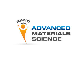 Advanced Materials Science rano GmbH logo design