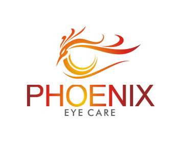 Logo design for Phoenix Eye Care