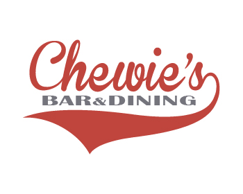 Chewie's Bar & Dining logo design