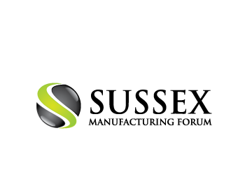 Sussex Manufacturing Forum logo design