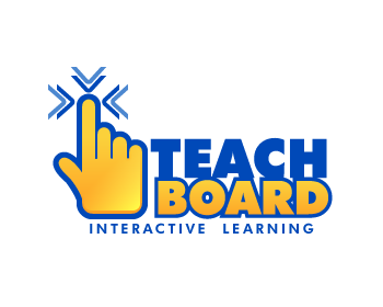Touch-Board logo design