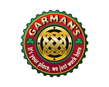 Logo design for Garman's