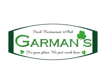 Garman's logo design