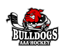 Bulldog AAA Hockey logo