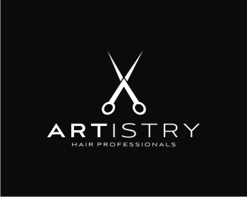 Artistry Hair Professionals logo design