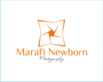 Marafi Newborn Photography logo design