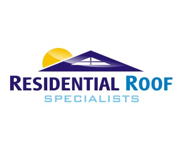 Residential Roof Specialists Logo Design Contest Logo