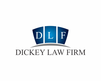 Logo design for Dickey Law Firm