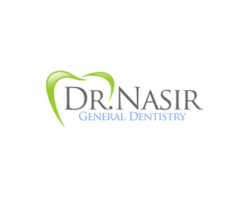 Dr.Nasir General Dentistry logo design