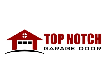 Logo design entry number 34 by 62b top notch garage door for Top notch garage door