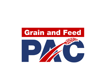 Grain and Feed PAC logo design
