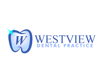 Westview Dental Practice logo design