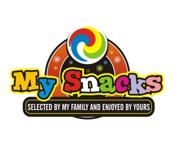 Logo design for My Snacks