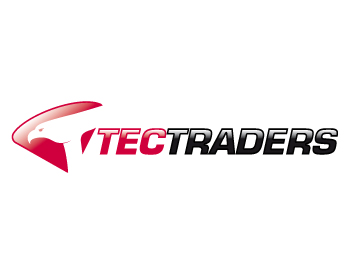 Technology logo design for Tec Traders
