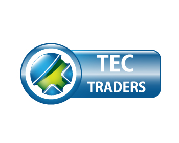 Logo design for Tec Traders