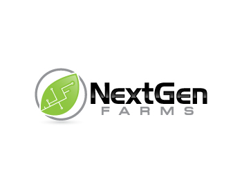 Logo design for Next Generation Farms
