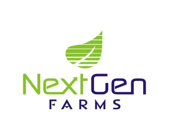 Next Generation Farms logo design