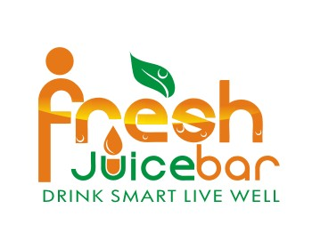 Logo design entry number 68 by jhgraphicsusa | Fresh Juice ...