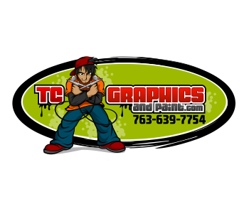 Logo Tc Graphics and Paint