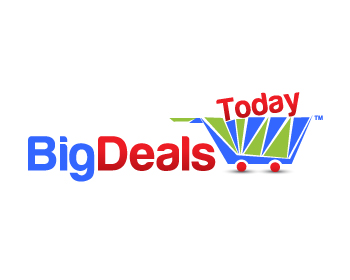 Big Deals Today logo design